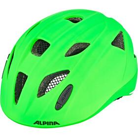 Alpina Ximo L.E. Casco Niños, green